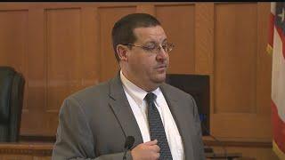 Download Opening statements begin in Claudia Hoerig's Newton Falls murder trial Video