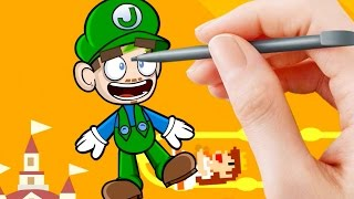 Download Jacksepticeye Animated | Super Mario Maker Video