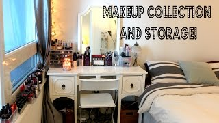 Download Makeup Collection and Storage!! Video