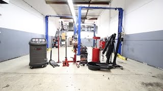 Download Top Ten-Equipment Needed to Open an Auto Repair Shop Video