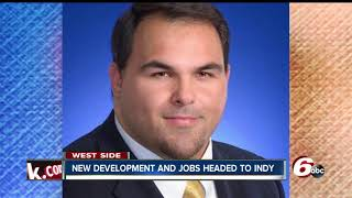 Download Infosys to bring nearly 3,000 new tech jobs to Indy with project at old airport terminal Video