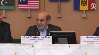 Download Mensaje del Director General de la FAO al Mecanismo de la Sociedad Civil Video