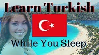 Download Learn Turkish While You Sleep 😀 130 Basic Turkish Words and Phrases 👍 English/Turkish Video