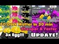 Download Update! 3X Eggs! Get 50 Dark Matters In 30 Minute! Get Dark Matter ALOT Faster! - Pet Simulator Video