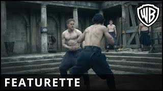 "Download King Arthur: Legend of the Sword - ""1000 Punches"" Featurette - Warner Bros. UK Video"