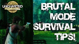 Download Uncharted Drake's Fortune Brutal Mode: 5 Tips and Tricks to help you Survive! Video