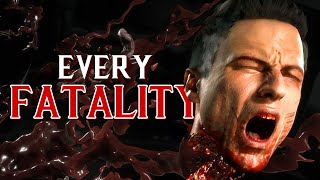 Download Every Fatality In Mortal Kombat 11 Video