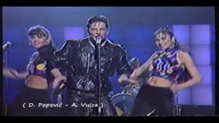 Download Daniel Popović - Ma daj obuci levisice ( Jugovizija 1991 ~ Original snimka )[HD] Video