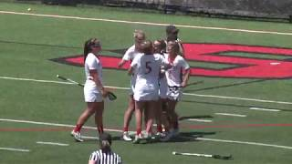 Download SDSU WOMEN'S LACROSSE: AZTECS 16, FRESNO STATE 15 Video