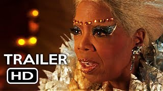 Download A Wrinkle in Time Official Trailer #1 (2018) Oprah Winfrey, Chris Pine Fantasy Movie HD Video