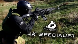 Download AK Specialist | Tactical Shooting Drill - M70ab2 & P226 Video