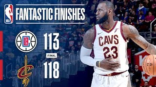 Download Best of the Cavaliers' Comeback vs. the Clippers | November 17, 2017 Video
