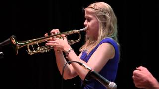 Download Do you know what it means to miss New Orleans - Bria Skonberg Swing Band Video