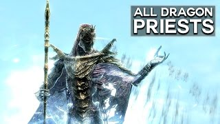 Download Skyrim - All Dragon Priests and their Dark Lore Video
