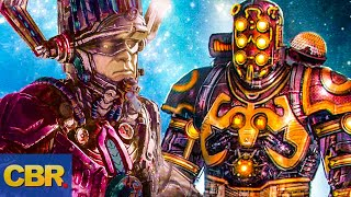 Download Galactus Is More Powerful Than The Celestials Video