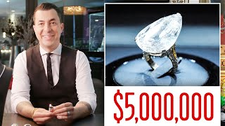 Download Expert Jeweler Jason of Beverly Hills Shows Off His Insane Jewelry Inventory | GQ Video