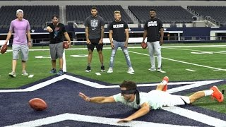 Download DP vs NFL Battle | Dude Perfect Video