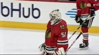 Download Eric Semborski Chicago Blackhawks Back Up Goalie For A Day Video