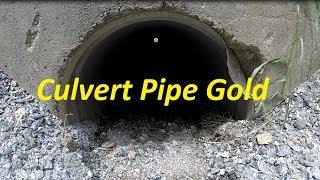Download Culvert Pipe Gold in Colorado Video