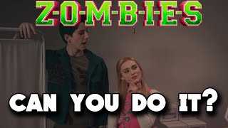 Download Finish The Lyrics - ZOMBIES Challenge Video