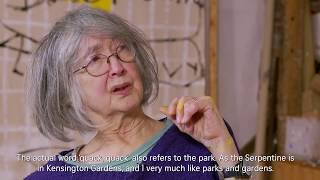 Download Rose Wylie interviewed by Hans Ulrich Obrist at her Kent studio Video