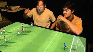 Download Augmented Reality Solutions - ″Tira-Teima″ - Sports Telecasting - Video 1 Video