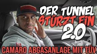 Download JP Performance - Der Tunnel stürzt ein 2.0! | Chevrolet Camaro V8 AGA Video