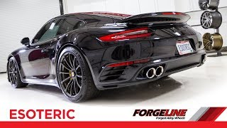 Download Forgeline Wheels - Factory Tour with ESOTERIC - Fine Auto Finishing! Video