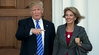 Download Why Trump's Education Secretary Is So Dangerous Video