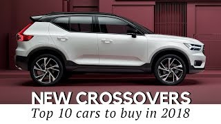 Download 10 New Crossover Cars Coming in 2018 (Prices and Technical Specs Compared) Video
