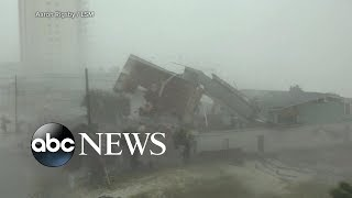 Download Record-breaking hurricane slams Florida Panhandle Video