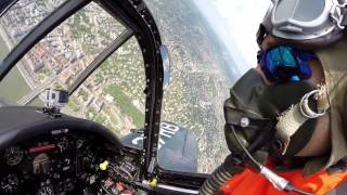Download Budapest display seen from F4U4 Corsair . 1May 2014 Video