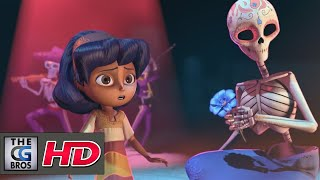Download CGI Animated Shorts: ″Dia De Los Muertos″ - by Whoo Kazoo Video