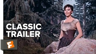 Download The Glass Slipper (1955) Official Trailer - Leslie Caron, Michael Wilding Movie HD Video
