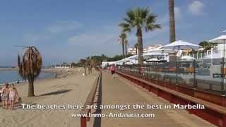 Download A guided tour of Puerto Banus, Marbella, Spain Video