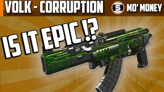 Download Volk -Corruption: Mo' Money Mo' Problems???? Video
