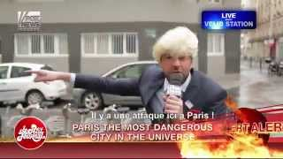 Download 'Oh My God It's Couscous!' French Spoof of Fox News Coverage of Paris Attacks Video