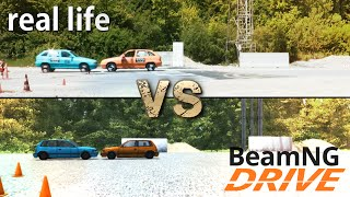 Download BeamNG.drive VS Real Life (Physics & Damage Comparison) Video