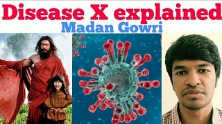 Download Disease X explained | Tamil | Madan Gowri | MG Video