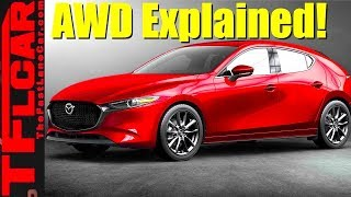 Download Here's a Detailed Explanation of How The 2019 Mazda3 AWD System Works! Video
