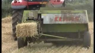 Download Massey On The Farm ( 52 Acres Of Barley ) Video