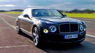 Download Bentley Mulsanne Speed. Fastest Limo In The World? - Fifth Gear Video