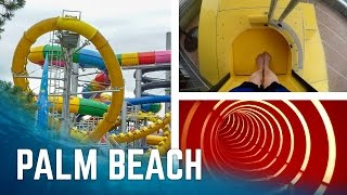 Download Alle Rutschen im Kristall Palm Beach Stein! (2017 Version) Video