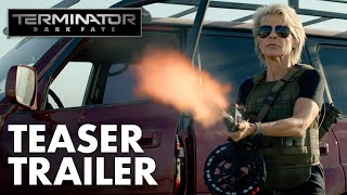 Download Terminator: Dark Fate - Official Teaser Trailer (2019) - Paramount Pictures Video