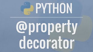 Download Python OOP Tutorial 6: Property Decorators - Getters, Setters, and Deleters Video