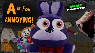 Download Baldi's Summer School - A is for ANNOYING!!!! Video