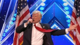 Download America's Got Talent 2017 Donald Trump Wins Again Full Audition S12E01 Video
