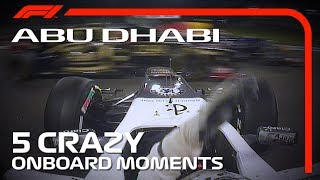 Download 5 Crazy Onboards | Abu Dhabi Grand Prix Video