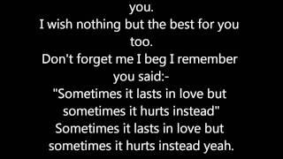 Download Adele - Someone Like You (Lyrics) Video