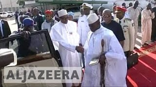 Download ECOWAS fails to persuade Gambia's president to step down Video